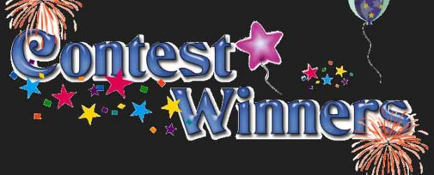 "The winners for more of our recent contests have just been announced! And the winners are… Eleanor Fye ""Love Stays On"" – Ronda Noel (Wichita, KS), Michael Irelan (Victorville, CA), Mark Carroll (Myrtle Beach, SC) […]"