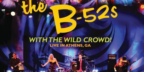 Contest details below With The Wild Crowd! was recorded in the B-52s' hometown of Athens, Georgia in February 2011 at a show that commemorated the band's 34th anniversary of their...