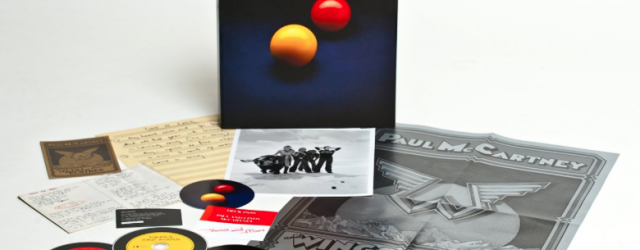 Wings albums Venus and Mars and At The Speed of Sound are the next releases in the Paul McCartney Archive collection. Both albums will be available in a variety of […]