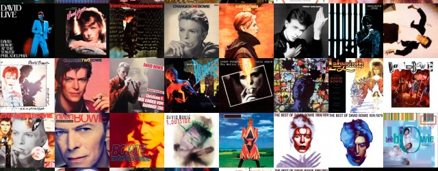 One of the truly greats has passed on. David Bowie has died too young at 69. There was no one like him. So innovative, such a talent. Any one of […]